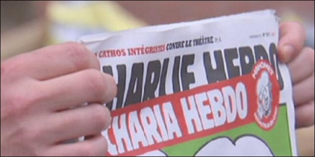 Portada del Charlie Hebdo