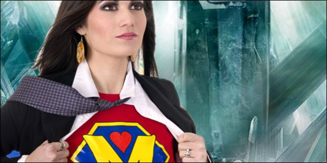 La supermujer