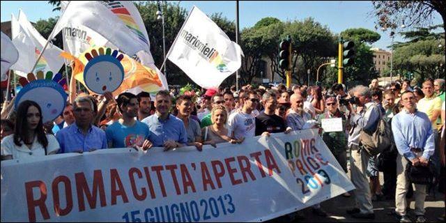 Roma citta aperta 2013