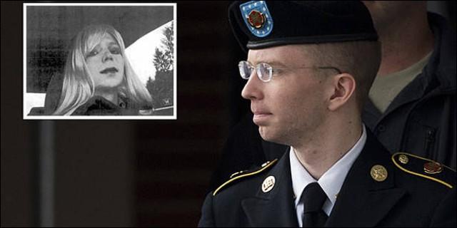 Bradley (Chesea) Manning