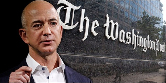 Jeff Bezos y el Washington Post
