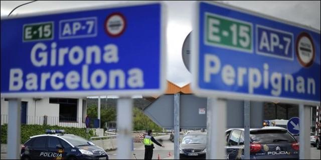 Fontera España-Francia