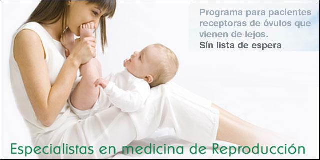 Especialistas en reproducción