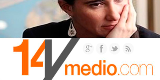 14ymedio.com y la bloguera Yoani Sánchez