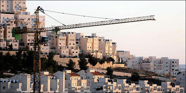 Construcción de viviendas en Israel