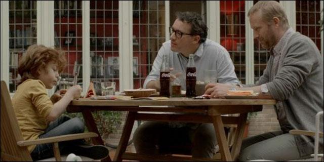 """Una """"familia"""" Coca-cola"""