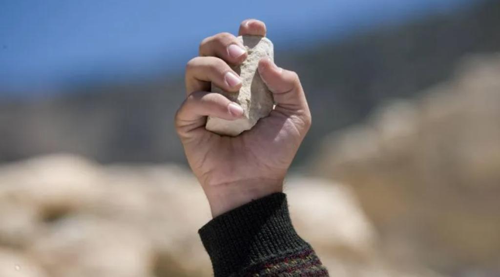 El Sónar | Con la primera piedra en la mano